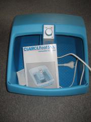 Fußmassagegerät, Fußbad, Massagegerät,