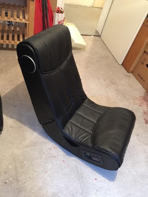 gamer sessel kaufen gebraucht und g nstig. Black Bedroom Furniture Sets. Home Design Ideas