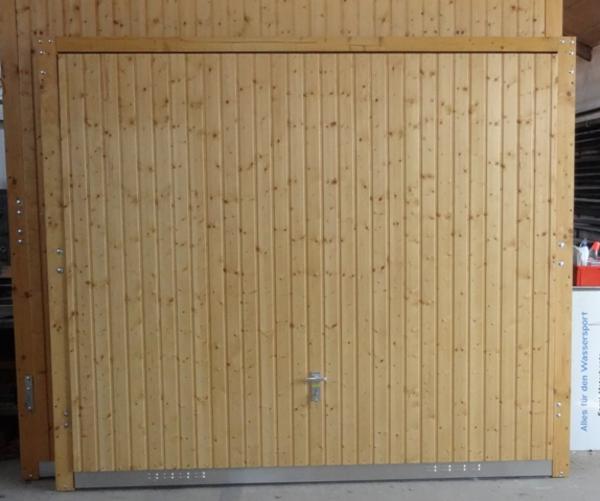 garagentor 2 70 m x 2 50 m in rot am see t ren zargen tore alarmanlagen kaufen und. Black Bedroom Furniture Sets. Home Design Ideas