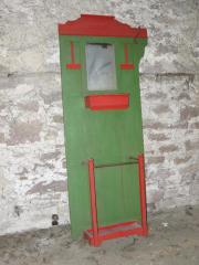 Garderobe, antik
