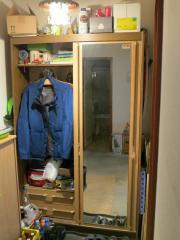 garderobenschrank spiegel haushalt m bel gebraucht und neu kaufen. Black Bedroom Furniture Sets. Home Design Ideas