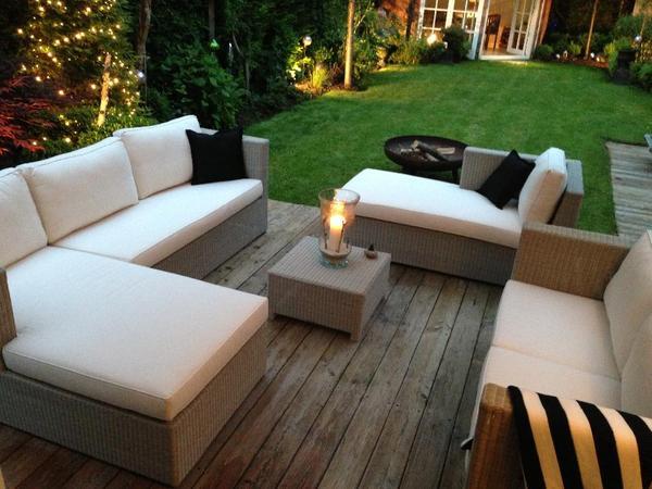 garten lounge sitzgruppe in m nchen gartenm bel kaufen und verkaufen ber private kleinanzeigen. Black Bedroom Furniture Sets. Home Design Ideas