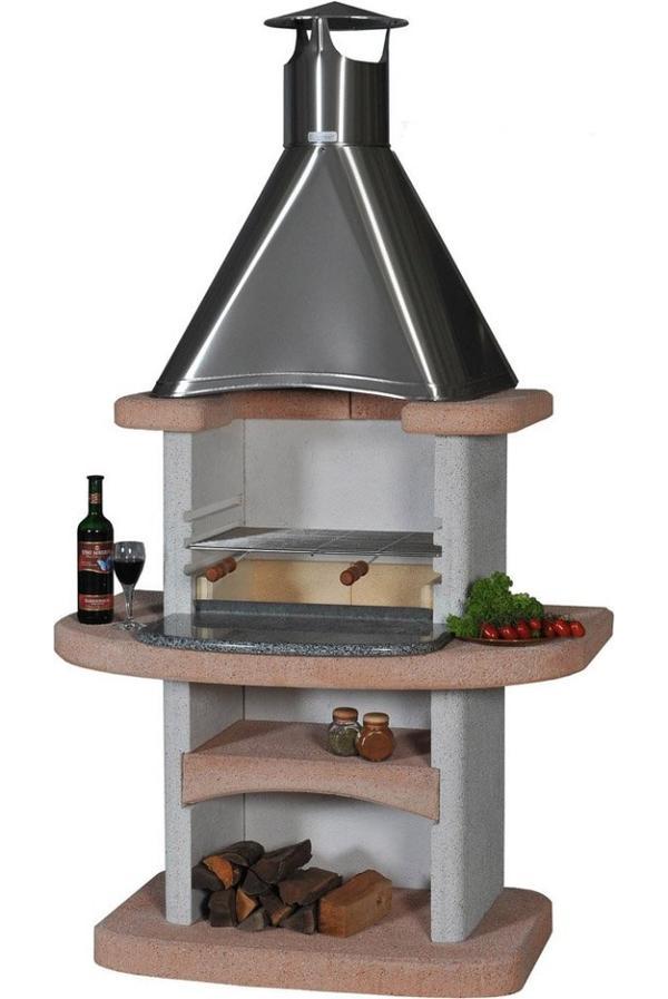 gartengrill grillkamin gartenkamin alegra edelstahl gebraucht in nagold sonstiges f r den. Black Bedroom Furniture Sets. Home Design Ideas