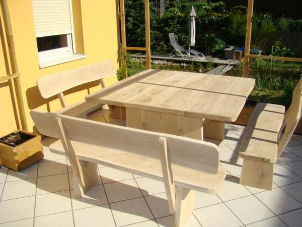 gartenmobel holz gebraucht gunstig. Black Bedroom Furniture Sets. Home Design Ideas