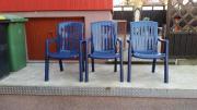 Gartenstühle 3 Stück