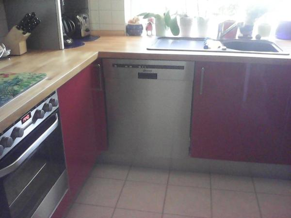 Gebrauchte einbaukuche in bretten kuchenzeilen for Gebrauchte einbauküche