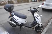 Gebrauchter Motorroller zu