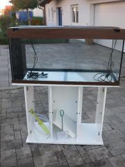 Gebrauchtes Aquarium von