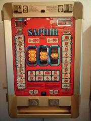 Geldspielautomat aus den