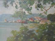 Gemälde Lindau/Bodensee