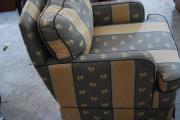 Gemütlicher Polster Sessel,