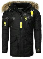 Geographical Norway Wintermantel
