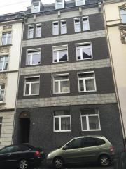 Gerade renovierte Wohnung