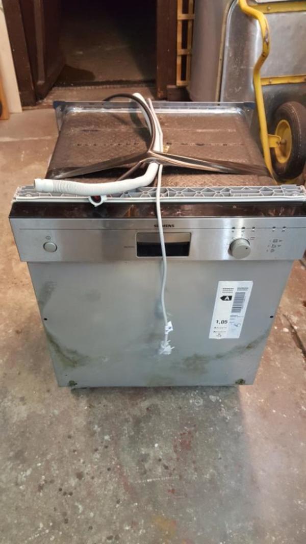 Geschirrspulmaschine siemens se53e535eu in karlsruhe for Geschirrspülmaschine siemens