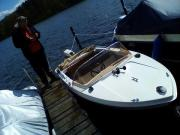 GFK Motorboot mit