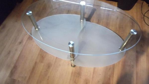 Couchtisch Glas Oval Preise In Dossenheim Couchtische Kaufen Und