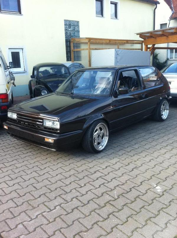 golf 2 vr6 turbo karosse in abenberg vw golf i ii bis