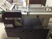 Grafipli 3800 Faltmaschine