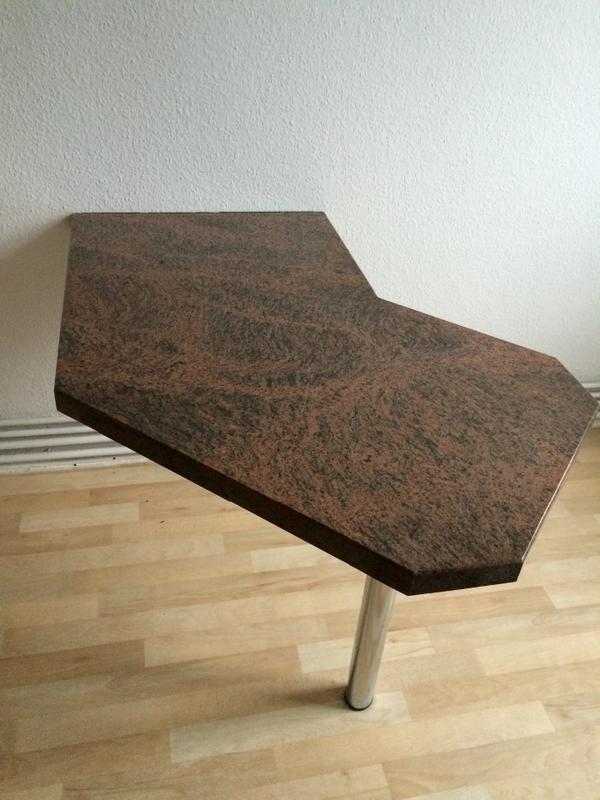 granit k chentisch 39 top zustand 39 in oranienburg