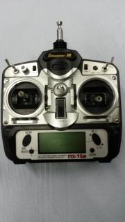 Graupner Fernsteuerung MX-