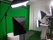 Greenscreen Mietstudio - Video