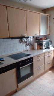 große Einbauküche Küche