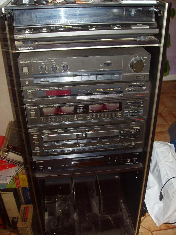 stereoanlagen rack neu und gebraucht kaufen bei. Black Bedroom Furniture Sets. Home Design Ideas