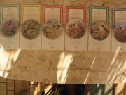 Große Wandteller-Sammlung