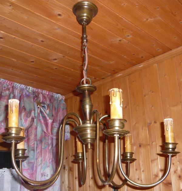 kronleuchter antik messing kaufen gebraucht und g nstig. Black Bedroom Furniture Sets. Home Design Ideas