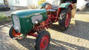 Güldner Burgund Traktor