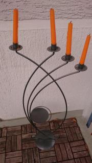 Handgeschmiedeter Kerzenständer