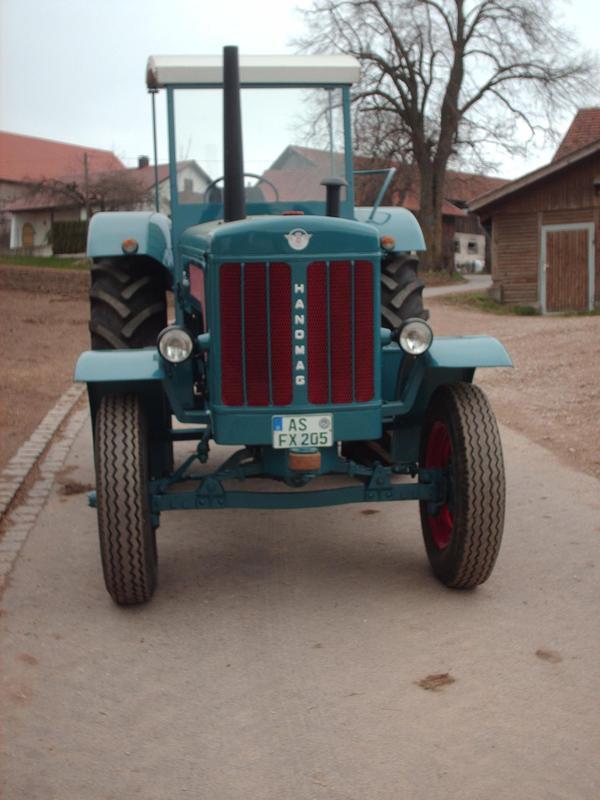 bild 4 hanomag traktor robust 800 s neu restauriert 75. Black Bedroom Furniture Sets. Home Design Ideas