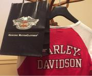Harley Davidson Damen
