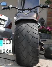 Harley Davidson Traumbike
