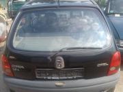 Heckklappe schwarz Opel