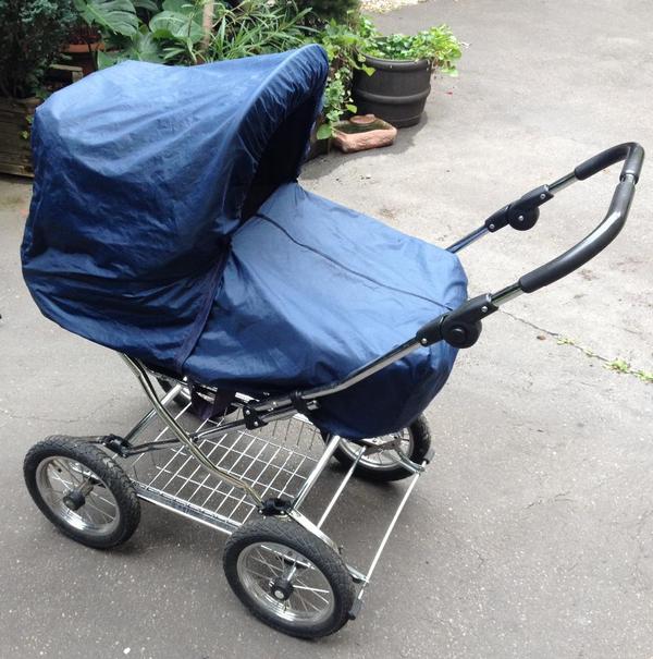 hesba condor kinderwagen kindersportwagen in mannheim kaufen und verkaufen ber private. Black Bedroom Furniture Sets. Home Design Ideas