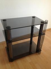 hifi glastisch haushalt m bel gebraucht und neu kaufen. Black Bedroom Furniture Sets. Home Design Ideas