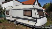 Hobby 545 Camping