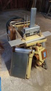 Hobelmaschine SCHEPPACH HM