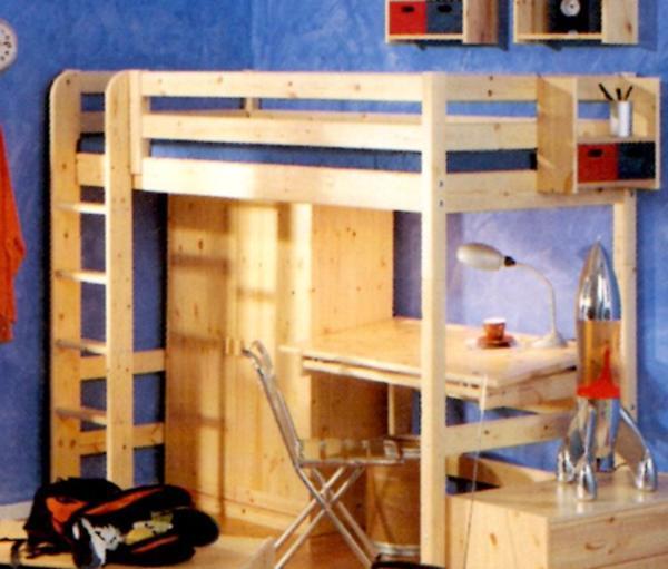 flexa hochbett neu und gebraucht kaufen bei. Black Bedroom Furniture Sets. Home Design Ideas