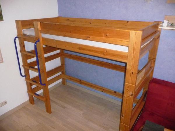 kiefer hochbett neu und gebraucht kaufen bei. Black Bedroom Furniture Sets. Home Design Ideas
