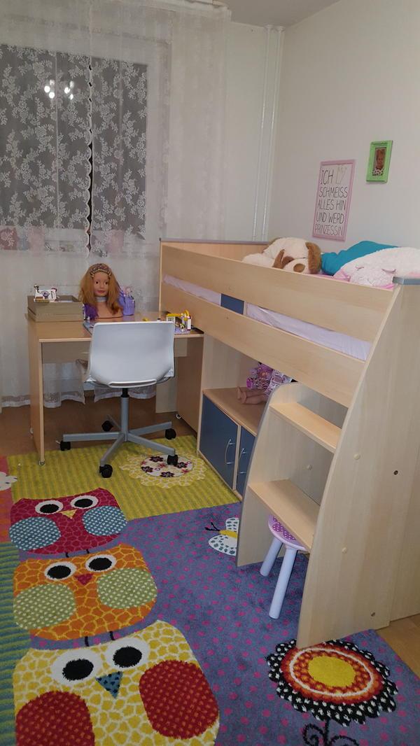 hochbett matratze gebraucht kaufen 2 st bis 60 g nstiger. Black Bedroom Furniture Sets. Home Design Ideas