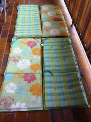Hochlehner Stuhlauflagen Wendeauflagen