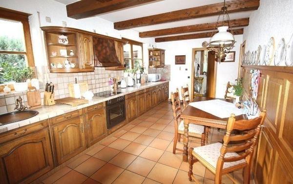 Küche Holz Gebraucht