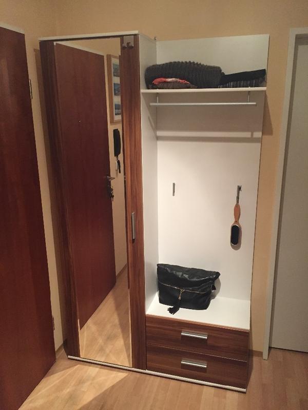 schrank dunkles neu und gebraucht kaufen bei. Black Bedroom Furniture Sets. Home Design Ideas