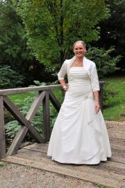 Hochzeitskleid gebraucht zu