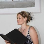 Hochzeitssängerin Heilbronn, Sängerin
