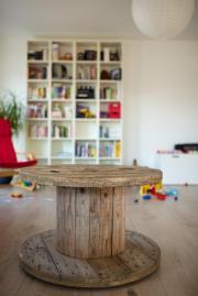 kabeltrommel holz kaufen gebraucht und g nstig. Black Bedroom Furniture Sets. Home Design Ideas