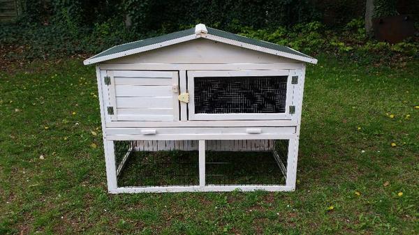 holzhaus f r kaninchen in m nchen zubeh r f r haustiere. Black Bedroom Furniture Sets. Home Design Ideas
