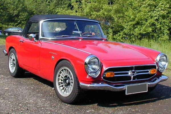 honda s 800 cabrio km rot 845 ccm in stuttgart. Black Bedroom Furniture Sets. Home Design Ideas